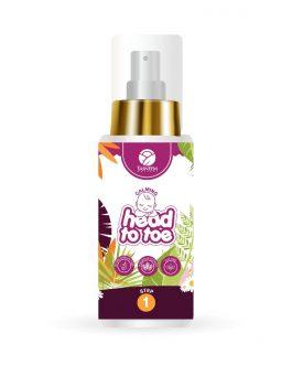 Head To Toe Body Wash (150ml)