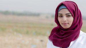 Rouzan al-Najjar; bidadari Ramadan berhati malaikat.